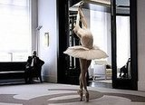 Chanel's Exquisite Ballerina