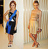 Emma Watson and Kate Bosworth Wear Rodarte in London