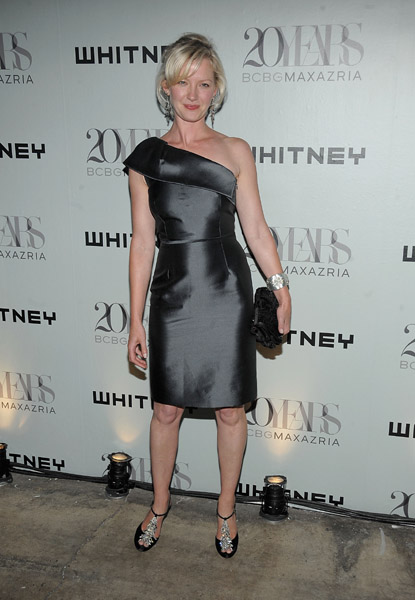 Gretchen Mol in Lela Rose