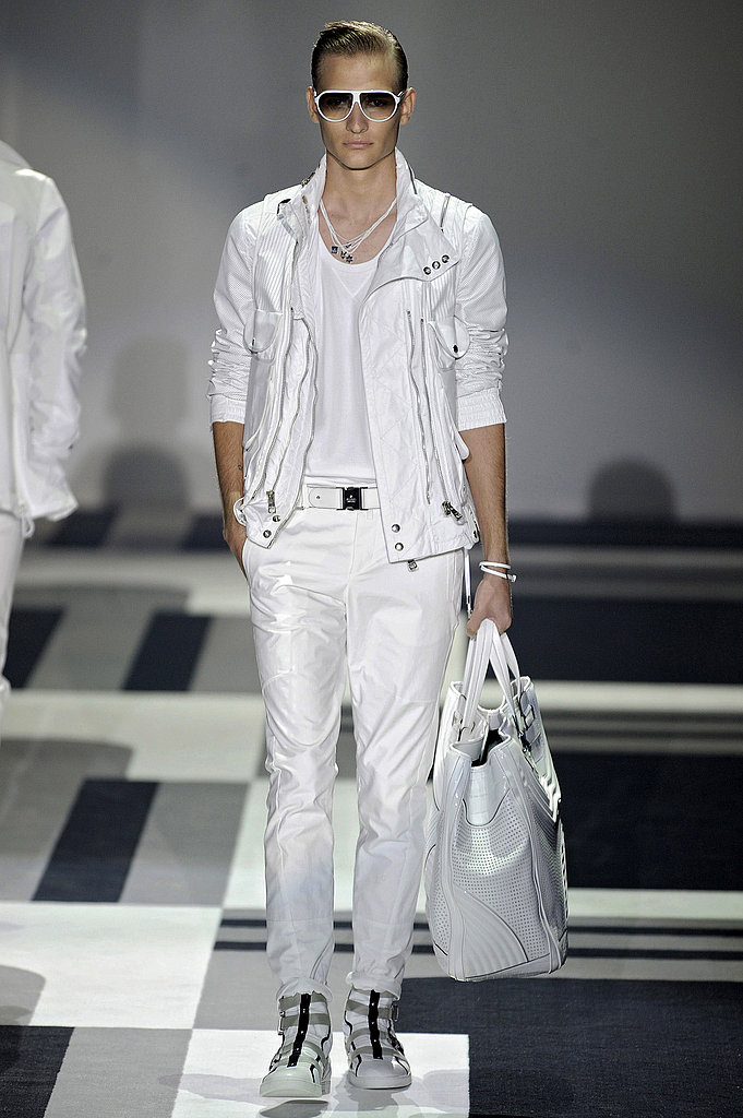 Spring/Summer 2010 Milan Menswear Fashion Week