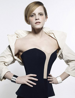 Actress Emma Watson Rumored to Design Clothing Collection
