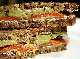 Recipe For Salmon Sandwiches With Wasabi Cream Cheese