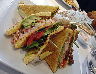 Recipe For Lobster Club Sandwich Inspired by Neiman Marcus