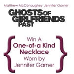Win a One-of-a-Kind Necklace Worn by Jennifer Garner!