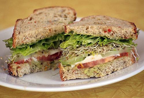 Seis de Mayo Sandwich