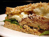 Recipe For Sardine and Arugula Sandwich