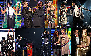 Photos of Justin Timberlake, Kanye West, Gwyneth Paltrow, Jay-Z, Nicole Kidman, Jonas Brothers at the 2009 Grammys