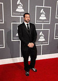 Grammy Red Carpet: Men