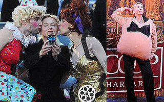 Photos of Renee Zellweger as the Hasty Pudding Woman of the Year
