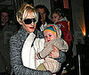 Photo of Gwen Stefani and Gavin Rossdale With Sons Kingston and Zuma in London