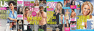 Round Up of Celebrity Weekly Magazine Covers February 11 2009