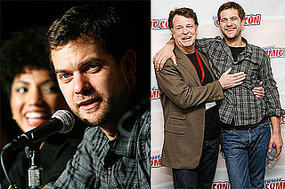 Photos of Joshua Jackson of Fringe Signing Autographs At NY Comic-Con 09