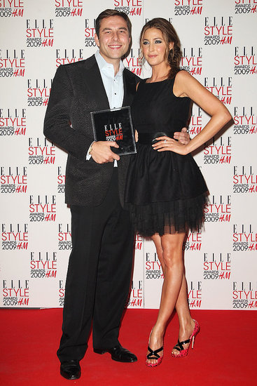 Elle UK Style Awards