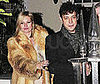 Photo of Kate Moss and Jamie Hince Leaving Her London Home