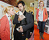 Photos of Katherine Heigl and Josh Kelley Playing with Puppies