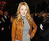 Photo of Blake Lively at the Ralph Lauren Show During NY Fashion Week