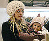 Photo of Nicole Richie and Harlow Madden Shopping in NYC