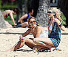Photos of Lauren Conrad and Stephanie Pratt in Hawaii Filming The Hills