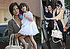 Photos of Tom Cruise, Katie Holmes, Suri Cruise in Los Angeles