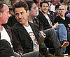Photos of Robert Downey Jr., John Stamos, Denzel Washington, Adam Levine at Lakers Game in LA