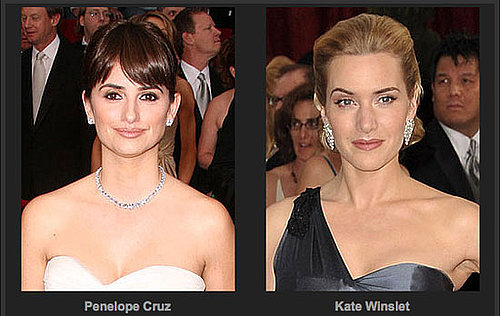 Play Our New 'Who Was Sexier at the Oscars?' Faceoff!