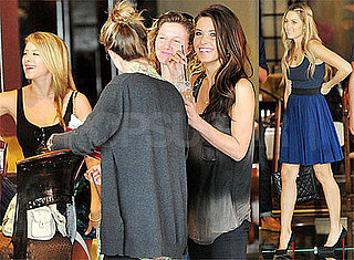 Photos of Lauren Conrad, Lo Bosworth and Audrina Patridge Filming in LA, After Audrina Catches Thieves on Camera