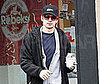 Photo of Hayden Christensen Getting Frozen Yogurt in LA
