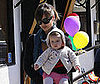 Photo of Jessica Alba and Honor Warren Shopping at LA's Bel Bambini