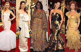 Who Do You Think Was the Worst Dressed at the Oscars?