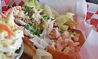 Sugar Shout Out: The Dungeness Crab Roll Is This Week's 'Wich