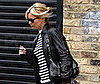 Photo of Kate Moss Out in London with a Friend