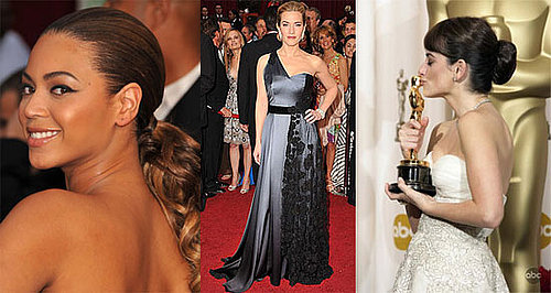 Oscars Red Carpet Roundup!