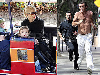 Gwen Rides With Kingston and Zuma While Gavin Strips Down