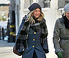 Photo of Cameron Diaz Out in Snowy NYC