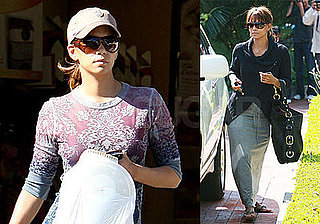 Photos of Halle Berry in LA 2009-03-08 09:00:04