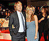 Photo of Owen Wilson and Jennifer Aniston at the Marley and Me Premiere in London
