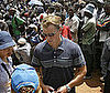 Photo of Matt Damon in South Africa