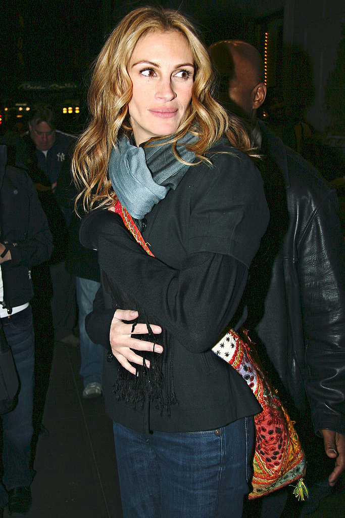 Julia Roberts in NYC