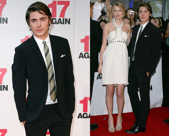 Taylor Swift and Zac Efron Promote 17 Again