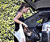 Photo of Gisele Bundchen Outside Her LA Home After Doing Some Shopping