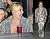 Photos of Kate Moss and Jaime Hince Doing Some Partying With Fendi During Fashion Week