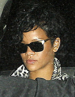 Photo of Rihanna Leaving Coco De Ville in Los Angeles, More Details on Recording Duet With Chris Brown