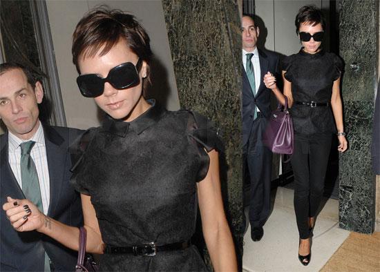 Victoria Beckham in London