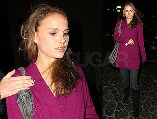 Photos of Natalie Portman in LA