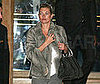 Photo of Kate Moss Leaving The Ritz