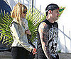 Photo of Pregnant Nicole Richie and Joel Madden Out in LA 2009-03-11 11:00:00
