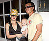Photo of Gwen Stefani and Gavin Rossdale Out in LA with Their Son Zuma