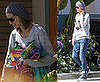 Photos of Heidi Klum Picking up Leni From School in LA