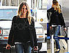 Cameron Diaz at LAX