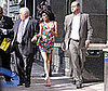 Photos of Amy Winehouse and Her Dad Mitch Arriving at Court in London